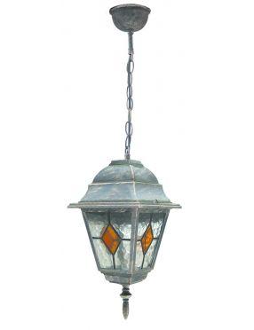 Lampa wisząca ogrodowa zewnętrzna  latarynka Monaco Rabalux 8184