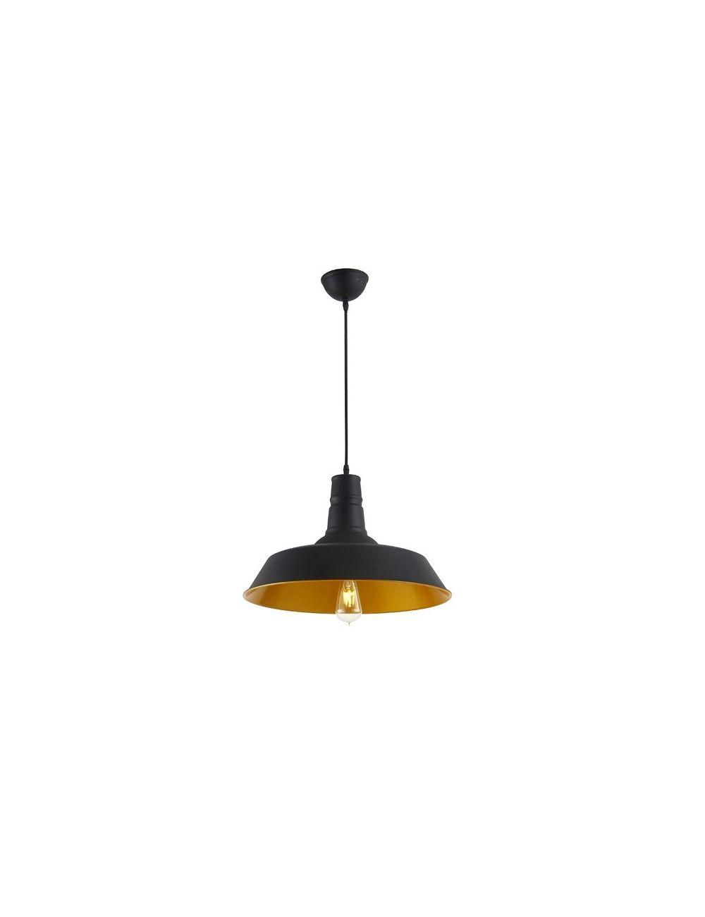 FB6848 BK/GO Alexis lampa wisząca Azzardo