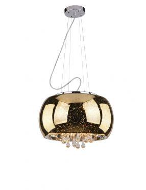 42607-5 Gold Astral lampa wisząca  Azzardo