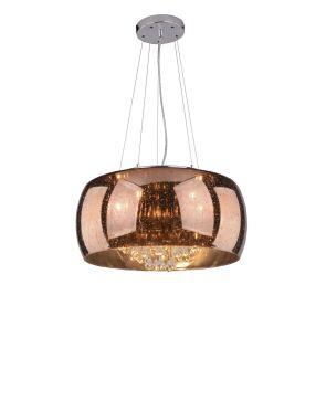 42609-5 Buzz lampa wisząca copper  Azzardo