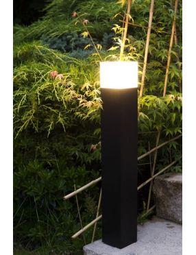Lampa stojąca ogrodowa Cube 58 cm Su-ma antacyt CB-580 DG