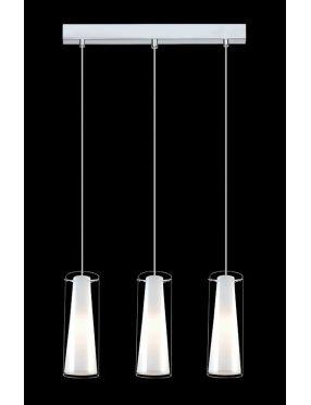 MDM-1668/3B Carole lampa wisząca 3 Italux