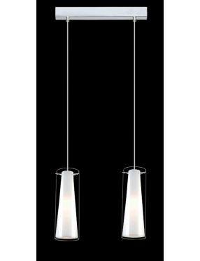 MDM-1668/2B Carole lampa wisząca 2 Italux