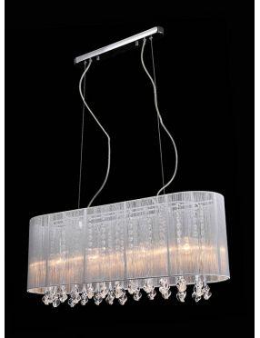 MDM1870-4 WH Isla lampa Italux