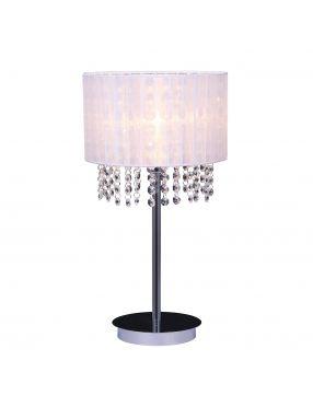 MTM1953/1 WH Astra lampka nocna biała
