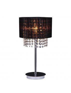 MTM1953/1BK Astra lampka nocna czarna