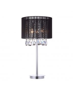 MTM9262/3P BK Essence lampka stojąca czarna