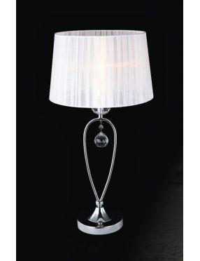 MTM1637-1W Vivien lampka nocna biała
