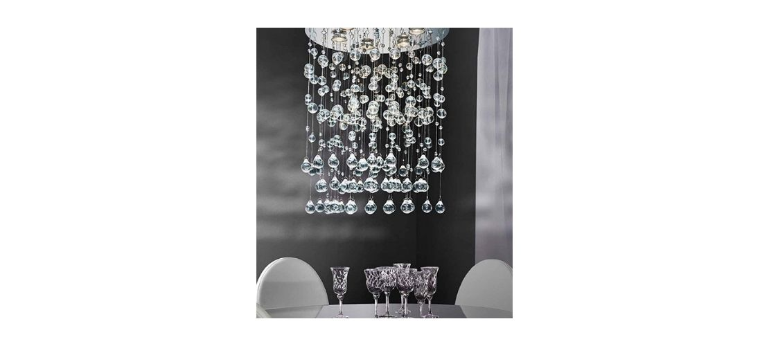 Lampy kryształowe